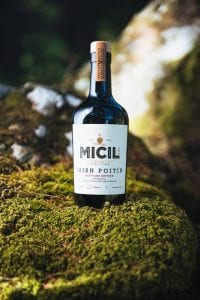 Poitín from Micil Distillery