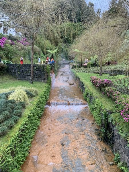 Thermal Spa in the Azores